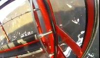 Insane Gondola Base Jump - Gondola Base Jumping