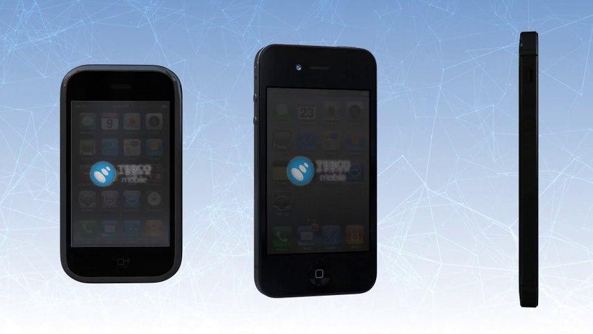Tesco Unlock iPhone 5S   5C   5  4S   4   3GS  -  Video