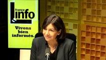 """Anne Hidalgo : """"Je souhaite atteindre 30% de logements sociaux à l'horizon 2030"""" (France Info)"""