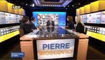 Questions d'Info : Pierre Moscovici, ministre de l'Economie et des Finances