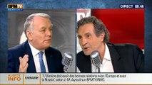 Bourdin Direct: Jean-Marc Ayrault - 06/03