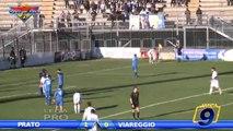 Prato - Viareggio 1-0   Highlights and Goals Prima Div. Gir.B 26^Giornata 2/3/2014