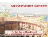 appu ghar gurgaon investment()9910013007()sector 29 retail shops