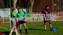 Interview de Marianne Gruel et Lori Ramirez, femmes arbitres / La Poste - Tous arbitres