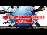 Canadian Visa: Online By Immigration Overseas