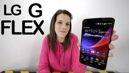 LG G Flex review Videorama