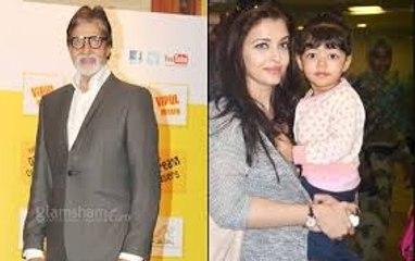 Aaradhya Grand Daughter Of Big B Study Starting