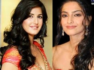 Katrina Kaif Takes Fashion Lessons From Sonam Kapoor | Just Hungama
