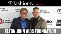Oscars 2014 EJAF Party ft Kim Kardashian, Lady Gaga, Heidi Klum, Donatella Versace | FashionTV