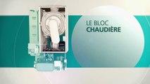 HYSAE - Chaudière murale hybride gaz à condensation + thermodynamique