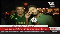 Asia Cup   Pakistan Vs  India ( 2 March 2014 ) Cricket Lovers In KARACHI