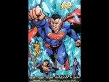 Superman Trough The Ages