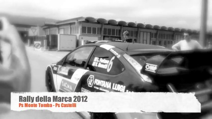 29° Rally della Marca '12 - HD - PS Tomba + Castelli by rallybang.com