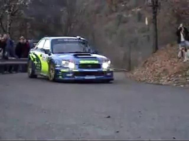 Subaru Impreza WRC - Rally di Montecarlo 2005