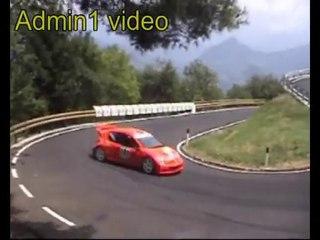 Trento Bondone 2007 - Giorgio De Tisi - Peugeot 206 WRC