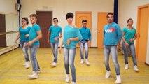 "Joey&Rina "" DvD 5 Balli Inediti "" | Impara i Passi |  Balli di Gruppo 2014 Line Dance"