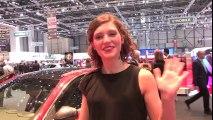 Salon Genève 2014 : les plus belles hôtesses en vidéo