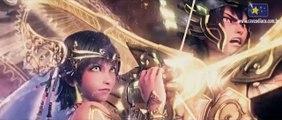 Novo trailer do filme Os Cavaleiros do Zodíaco: Lenda do Santuário