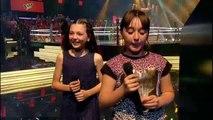 las batallas de la voz kids 1º  equipo de rosario nerea , teresa y alba parte 2