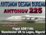 Plus gros avion du monde Antonov 225