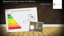 Appartement T4 à louer, Valreas  84, 550€/mois