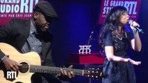 Indila - Dernière danse en live dans le Grand Studio RTL