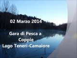 Gara di Pesca a Coppie Malato per la Pesca-Lago Teneri Camaiore 02/03/2014