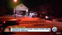 Mummified Body Found in Garage of Foreclosed Home