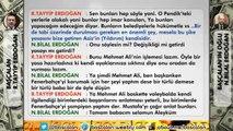 Tayyip Erdoğan ve oğlan Bilal Erdoğan Fenerbahçe Başkanı Aziz Yıldırımı bitirme planları