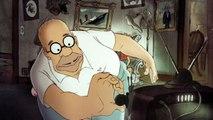 Si les Simpson étaient français - Sylvain Chomet
