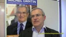 """Michel Dantin : Sécurité """" nous proposerons le triplement des caméras de surveillance"""""""