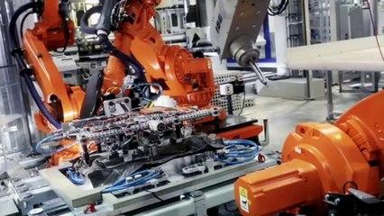 BMW i8 Lightweight Carbon Fiber Design: