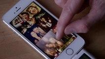 Une app Smartphone reservée aux gens ivres : LIVR App! Hilarant!