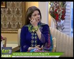 Kay2 Sehar with Mishi Khan (Morning show guest Reshail Mansoor/part 2)