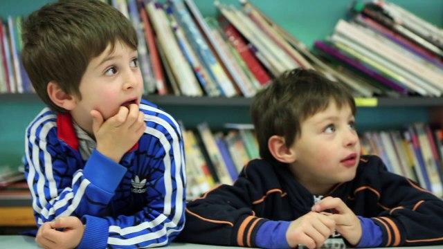 La réforme des rythmes scolaires à Collobrières.