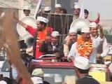 Aam Aadmi Party:Jhadu Chalao Yatra Day 3