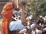 Aam Aadmi Party:Jhadu Chalao Yatra Day 5