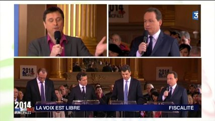 La Voix est libre édition spéciale municipales à Angers