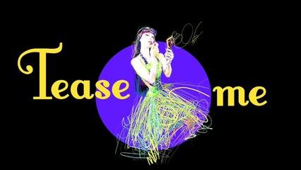 Teaser de la nouvelle websérie avec Louise de Ville  : Tease Me.