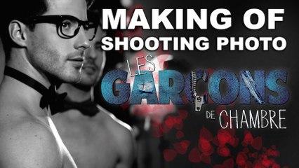Les Garçons De Chambre - Shooting Saint Valentin 2014 - Jean-Baptiste