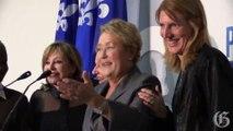 Video: Pauline Marois visits the Verdun riding