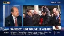 """BFM Story: L'affaire Bettencourt: Nicolas Sarkozy est soupçonné de trafic d'influence, selon le quotidien """"Le Monde"""" - 07/03"""