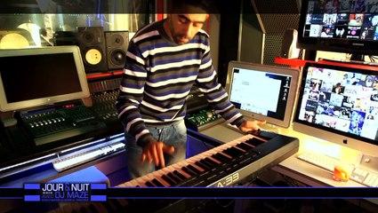 DJ MAZE - COMPOSE UNE TUERIE DANS SON STUDIO !!! Ep2 #J&NDM