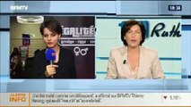Najat Vallaud-Belkacem: l'invitée de Ruth Elkrief - 07/03
