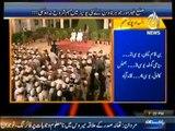AAJ TV - Sawal Hai Pakistan Ka - ( Polio Virus in Pakistan ) Jamia Binoria - 07 March 2014