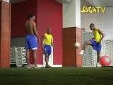 3 brésiliens + 1 ballon = JOGA BONITO