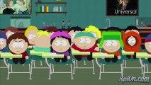 Butters fait caca à l'envers dans South Park