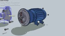 0963123900-Bơm Pentax, Máy bơm, Máy bơm nước, Bơm Pentax,CM 40-200A,CM 80-160B(18.5kw), CM 80-160C(15kw)