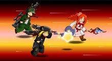 Présentation Epic Battle Fantasy 3 (Flash)