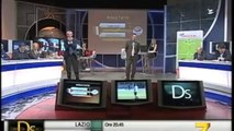 Tiziano Crudeli al gol di Pippo Inzaghi - Milan Novara 2-1 (13 maggio 2012) (1)